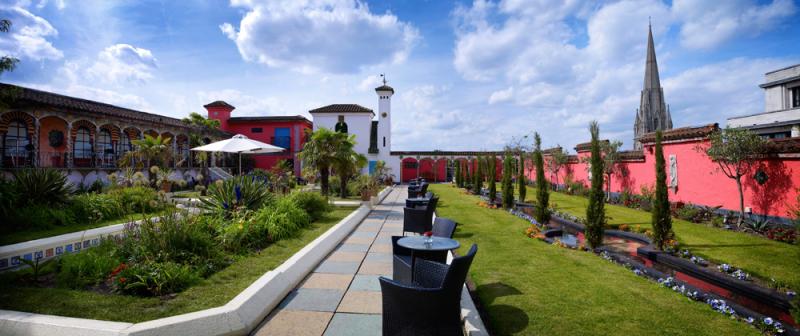 Kensingson roof gardens