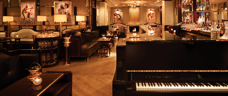 Bassoon Bar Best Hotel bars London