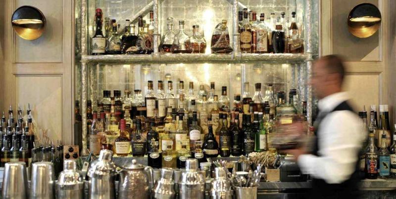 Connaught Hotel Bar