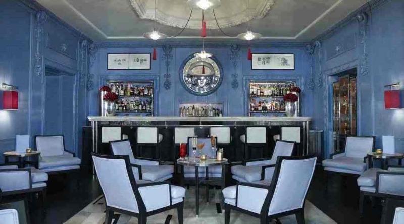 the blue bar best hotel bars london