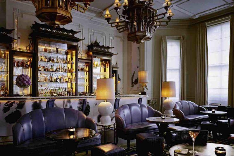 Artisan bar best hotel bars london