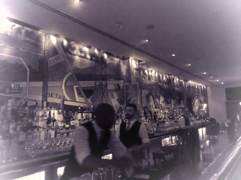 Refuel bar - soho hotel
